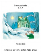 ratologico - Convocatoria S.I.A