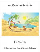 Lia Divertila - my life pets en la playita