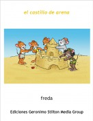 freda - el castillo de arena