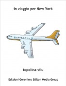 topolina vilu - in viaggio per New York