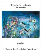 dulcita - Historia de noche de halloween
