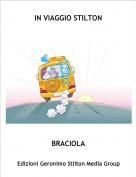 BRACIOLA - IN VIAGGIO STILTON