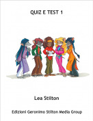 Lea Stilton - QUIZ E TEST 1