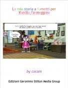 by cocam - La mia storia a fumetti per Vanilla Formaggina