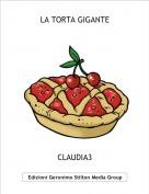 CLAUDIA3 - LA TORTA GIGANTE
