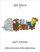 MATTI FONTINA - QUIZ DUELLO2