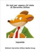 topoaida - Un test per sapere chi siete di Geronimo Stilton