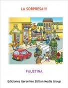 FAUSTINA - LA SORPRESA!!!