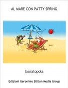 lauratopola - AL MARE CON PATTY SPRING