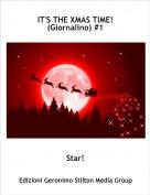 Star! - IT'S THE XMAS TIME!(Giornalino) #1