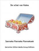 Sanneke Panneke Pannekoek - De schat van Kalea
