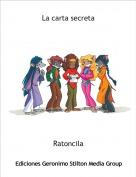 Ratoncila - La carta secreta