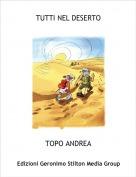 TOPO ANDREA - TUTTI NEL DESERTO
