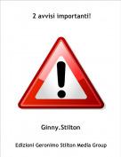 Ginny.Stilton - 2 avvisi importanti!