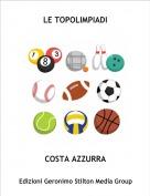 COSTA AZZURRA - LE TOPOLIMPIADI