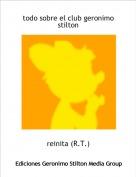 reinita (R.T.) - todo sobre el club geronimo stilton