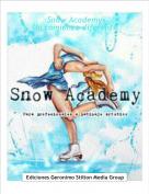 >.< - ·Snow Academy·Un comienzo diferente