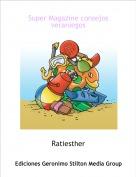 Ratiesther - Super Magazine consejos veraniegos