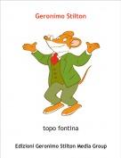 topo fontina - Geronimo Stilton