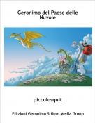 piccolosquit - Geronimo del Paese delle Nuvole