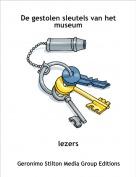 lezers - De gestolen sleutels van het museum