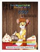 Sophie Gingermouse - Para Mouse Chef de RatiNatalia