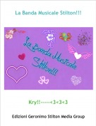 Kry!!-----<3<3<3 - La Banda Musicale Stilton!!!