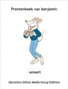Lennert - Prentenboek van benjamin