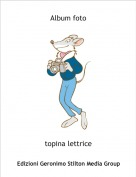 topina lettrice - Album foto