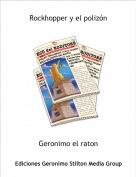 Geronimo el raton - Rockhopper y el polizón