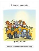 green arrow - il tesoro nascosto