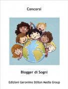 Blogger di Sogni - Concorsi