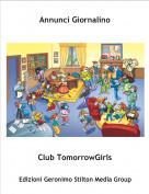 Club TomorrowGirls - Annunci Giornalino
