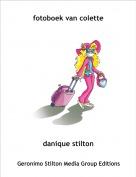 danique stilton - fotoboek van colette