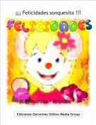Princesita - Princess - ¡¡¡ Felicidades sonquesita !!!