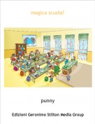 punny - magica scuola!