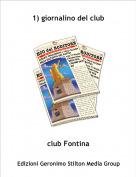 club Fontina - 1) giornalino del club
