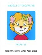 FRAPPY18 - MODELLI DI TOPOAVATAR