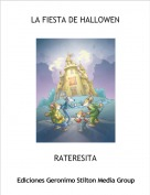 RATERESITA - LA FIESTA DE HALLOWEN