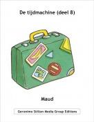 Maud - De tijdmachine (deel 8)