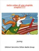 punny - tutta colpa di una stupida sveglia!!!!!!