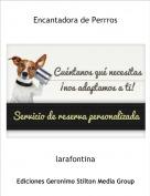 larafontina - Encantadora de Perrros
