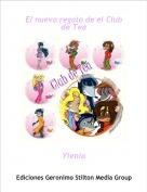 Ylenia - El nuevo regalo de el Club de Tea
