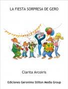 Clarita Arcoiris - LA FIESTA SORPRESA DE GERO