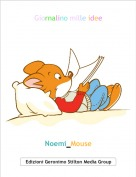 Noemi_Mouse - Giornalino mille idee