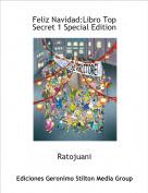 Ratojuani - Feliz Navidad:Libro Top Secret 1 Special Edition