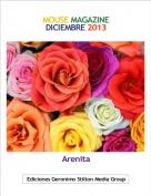 Arenita - MOUSE MAGAZINEDICIEMBRE 2013