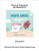 Alejandra - Para el Concursode Natalia12
