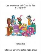 Ratonelia - Las aventuras del Club de Tea 3 (3a parte)