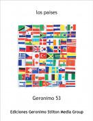 Geronimo 53 - los paises